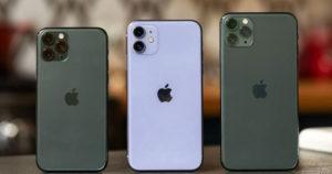 ยอดขายของ ไอโฟน